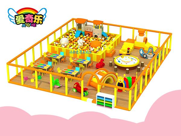 淘气堡乐园